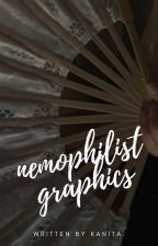 NEMOPHILIST GRAPHICS ⟶ OPEN by rainyoongs