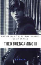 Stallion Riding Club Series (Fanmade) THEO BUENCAMINO III by ohkaeM
