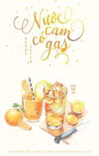 NƯỚC CAM CÓ GAS/ NƯỚC SODA CAM (ON-GOING) by selenaDO95