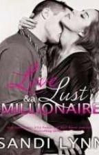 love lust a billionaire by RebeccaAdediran