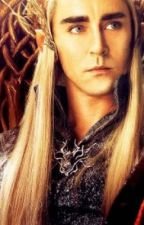 Mystery of the Wind and The Woodland (Thranduil LS) by MonsterGem