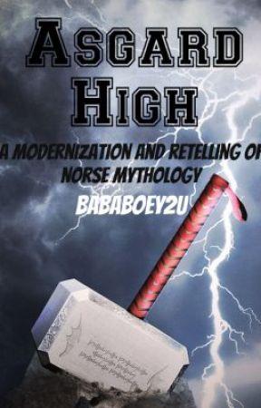 Asgard High by bababoey2u
