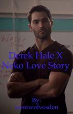 Derek Hale x Neko Love Story by werewolvesden