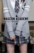 MAGCON ACADEMY by smirkinghayes