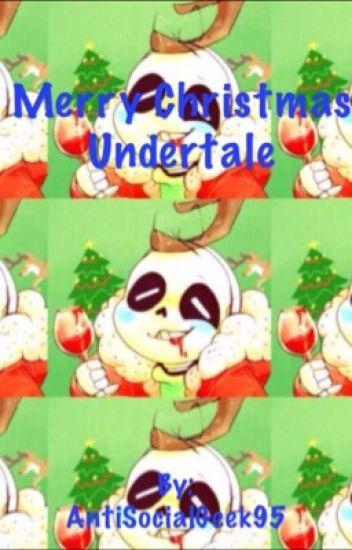 Undertale Christmas.Merry Christmas Undertale Christmas One Shots
