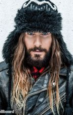 Blue Eyed Rockstar (A Jared Leto Drabble Series) by HaleyMichelle5