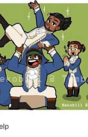 Hamilton Memes by LAURENS207