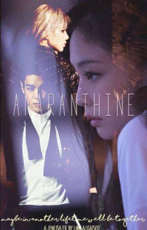 Amaranthine - JENLISA by LiNiLalisa1502