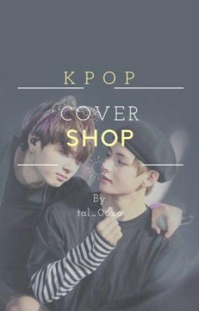 Kpop/Fanfiction Cover Shop by tal_06xo