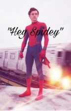 Hey Spidey  by Tomhollandfanfic1996