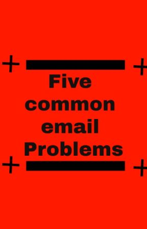 5 common email problems and their solution via Email Help Desk. by Email_Help_Desk_USA