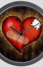 Broken love and Broken life by animestar0411