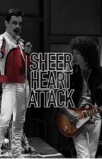 SHEER HEART ATTACK ➸ book reviews by briansmay