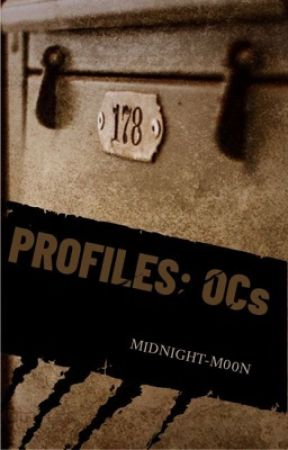 Profiles: OCs by Midnight-M00n