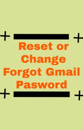 Now Reset or Change Forgot Gmail Password anytime. by For_Gmail_Account