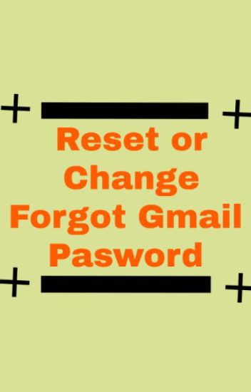 Now Reset or Change Forgot Gmail Password anytime.