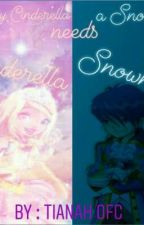 """Regal Academy - """" Every , Cinderella Needs A Snowhite 👠🍎💖 """" by Tianahofc"""