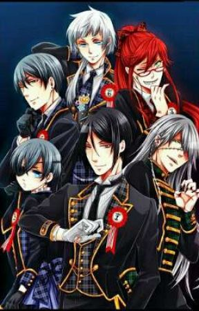    The Sorceress    Black Butler X Modern!Reader by Maria_Ravenclaw