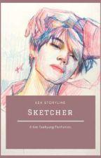Sketcher. by -kentaeng