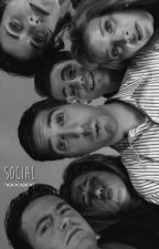 social | friends by polianaxsf