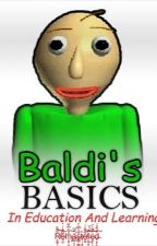 Baldi's Basics In Education And Learning: Remastered by novarose122001