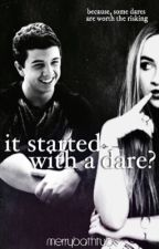 It Started With A Dare? | Sabrina Carpenter & Bradley Steven Perry fanfic by merrybathtub