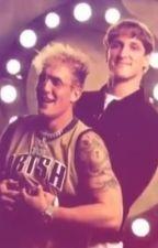 Team 10 and team Maverick--a Logan and Jake Paul story by Yooo_itsCarmen