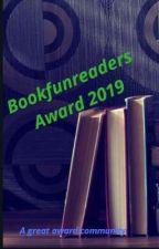 Bookfunreaders Awards 2019 by BookfunreadersAward