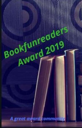 Bookfunreaders Awards 2019 by BookfunreadersAward