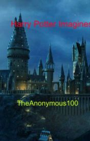 Harry Potter Imagines by TheAnonymous100