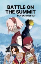 Gaara Sakura: Five Kage Summit Arc by LoveAnime5891