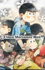 ¿¡Cinco Matsunos Mas!? (KaraXTodos 7v7) by brisamartinez739