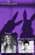 Yours [Paul Lahote] by beautifulpurple22