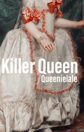 Killer Queen // Michael Gray by QueenieLale