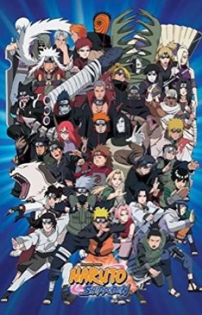 30 Minutes in heaven Naruto style  by little_miss_pein