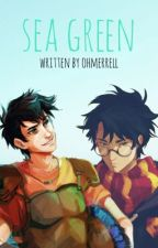 SEA GREEN [PERCY JACKSON X HARRY POTTER] by mivaculous