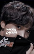 Wrong Person | Markhyuck  by jaemyths