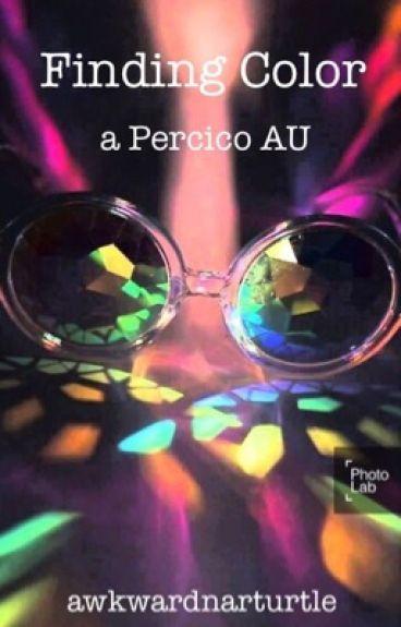 Percico AU (Percy Jackson Fanfiction)