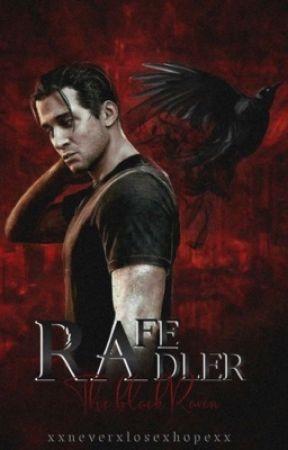A Thief's Shadow (Rafe Adler x OC) by xxneverxlosexhopexx