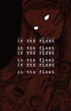 in the flesh, eddie brock by jonbernthaI