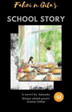 Fahri and Gita's School Story by Amanda_nrml