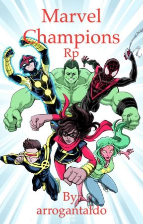 Marvel Champions rp by tongieboi