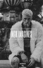 Machine Gun Kelly (imagines) by q-writes