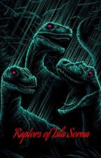 Raptors of Isla Sorna. by CamoflaugeForest