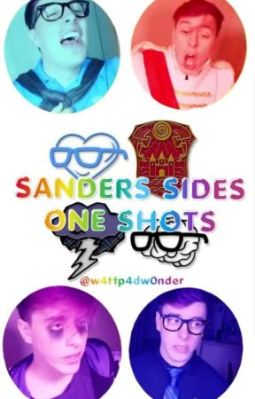 Sanders Sides One Shots - Painful Memories ~ (Logan x Patton