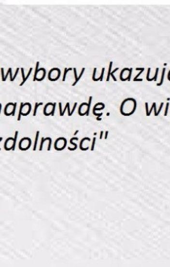 Cytaty Z Książek Gosiuniako Wattpad