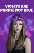Violets are purple not blue | Jeremy Gilbert by _wannabepromqueen_