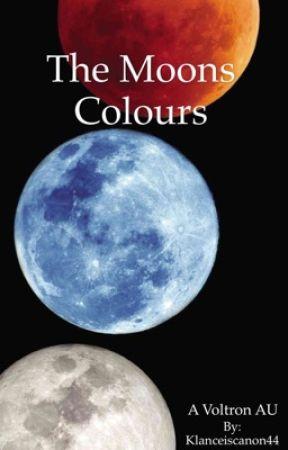 The Moons Colours (Voltron au) by Klanceiscanon44