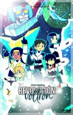 『Revolucion   Voltron』⤛ all ⤜ by Cato_Dreams