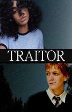 Traitor (Fred Weasley) by salosky